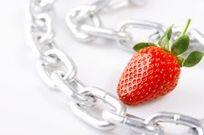 Free Strawberry Imaginations Royalty Free Stock Images - 4380829