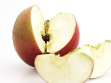 Free Apple Slices Stock Photos - 4381173