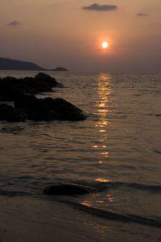 Free Sunset Royalty Free Stock Photo - 4381485