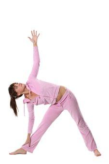 Free Stretching Royalty Free Stock Photos - 4381878