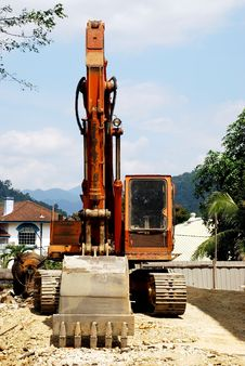 Free Bulldozer Stock Photography - 4382542