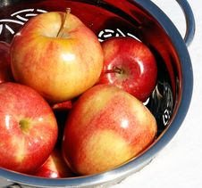 Free Apples Lower Cholesterol Royalty Free Stock Photos - 4384678