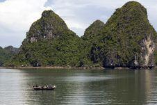 Free Halog Bay, Tonchino Gulf, Vietnam Stock Photo - 4384980