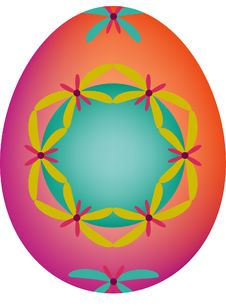 Free Easter Egg Royalty Free Stock Photo - 4385015