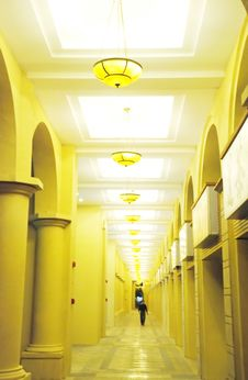 Free The Corridor Stock Photos - 4385513