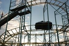 Carnival Rides Stock Photography