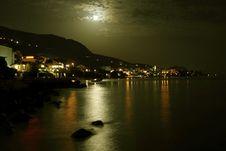 Free Moon. Stock Photography - 4387622