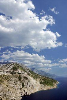 Free Sea And Mountains. Stock Photos - 4387733