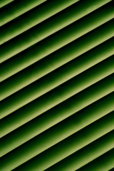 Free Green Stripes Royalty Free Stock Photography - 4387747