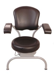 Free Beauty Parlour Chair - Twister Stock Photo - 4389030