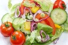 Free Salad Stock Photo - 4389140