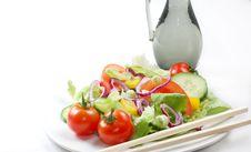 Free Salad Stock Photos - 4389143