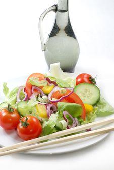 Free Salad Royalty Free Stock Image - 4389146