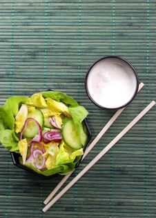 Free Salad Stock Images - 4389154