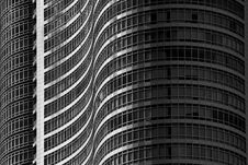 Free Curvy Building Stock Photography - 4389322
