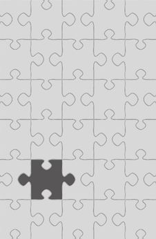 Free Puzzle Game Stock Images - 4389524