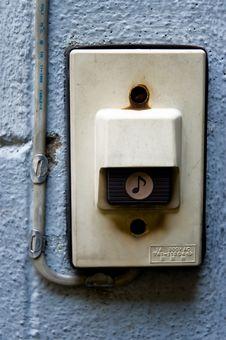 Free Door Bell Stock Photography - 4389762