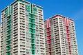 Free Apartment Buildings Stock Photo - 4395340