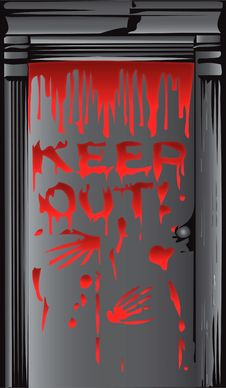 Keep Out Stock Photos