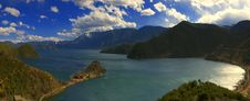 Free Lugu Lake Stock Photos - 4390673
