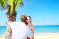 Free Tropic And Romance Royalty Free Stock Photos - 4390748