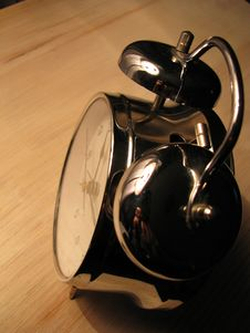 Free Traditional Alarm Clock Stock Photos - 4391603