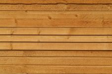 Free Wooden Wall Stock Photography - 4392402