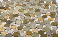 Free Coins Stock Image - 4392411