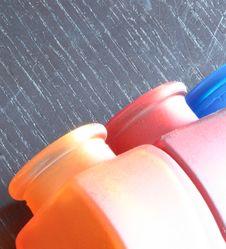 Free Bottles Royalty Free Stock Image - 4392596