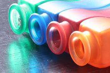 Free Bottles Royalty Free Stock Image - 4392696