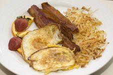 Free Breakfast Stock Image - 4393921