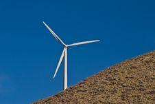 Free Windmill Power Generators Royalty Free Stock Photography - 4394307