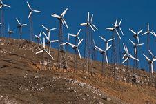 Free Windmill Power Generators Stock Photos - 4394323