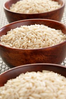Free Basmati Rice Bowls Stock Photo - 4394690