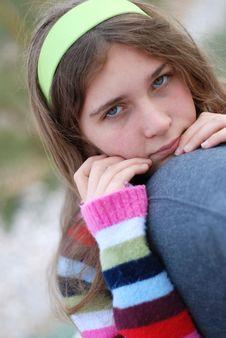 Free Young Girl Stock Photos - 4394763