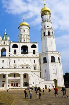 Free Moscow Stock Photography - 4395042