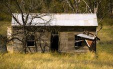 Free Abandoned Farm Building Royalty Free Stock Image - 4396066