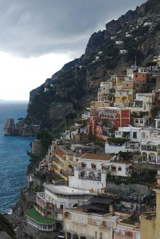 Free Positano Royalty Free Stock Photography - 4397227