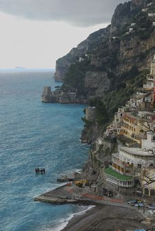 Free Positano Royalty Free Stock Photo - 4397265