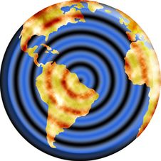 Free Worldmap Stock Photography - 4397582