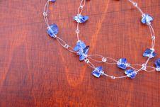 Free Blue Jewelery Stock Photos - 4397883