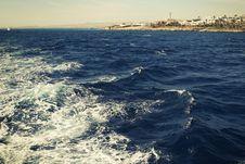Free Blue Sea Stock Photography - 4398322