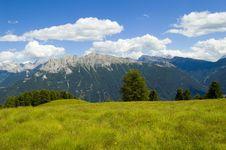 Free Dolomites Stock Image - 4398621