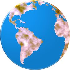 Free Worldmap Stock Images - 4398634