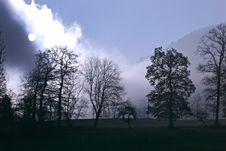 Free Landscape Of Mountain Royalty Free Stock Photography - 4399117