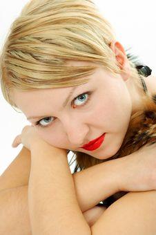 Free Beauty Woman Portrait Stock Photo - 4399120