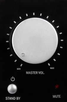 Free Loudspeaker Close Up. Royalty Free Stock Image - 4399146