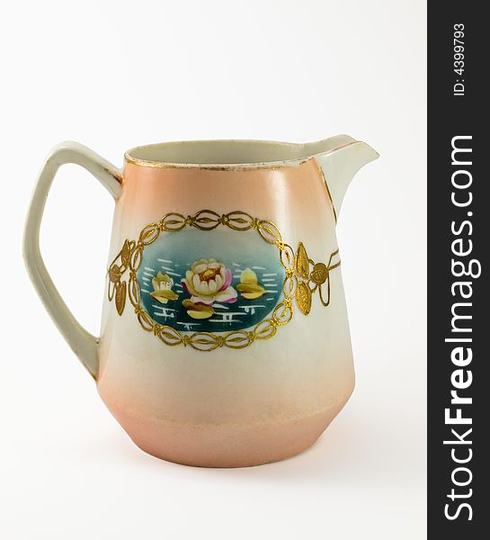 Ancient water pitcher