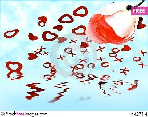 Free Melting Heart Stock Images - 442714