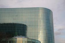 Free Corporate Glass Building Royalty Free Stock Photos - 440098